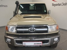 2015 Toyota Land Cruiser 70 4.5D V8 SW Mpumalanga Delmas_1