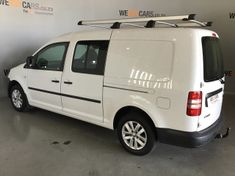 2014 Volkswagen Caddy Maxi 2.0tdi 81kw Crewbus Pv  Kwazulu Natal Durban_4