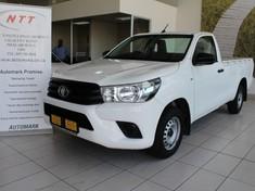 2017 Toyota Hilux 2.0 VVTi A/C Single Cab Bakkie Limpopo