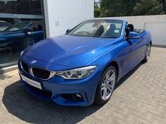 2014 BMW 4 Series 435i Convertible M Sport Auto Gauteng