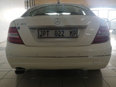 2012 Mercedes-Benz C-Class C180 Be Classic At  Mpumalanga Secunda_3