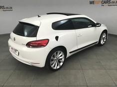 2011 Volkswagen Scirocco 2.0 Tsi Sportline Dsg  Gauteng Johannesburg_4