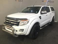 2013 Ford Ranger 3.2tdci Xlt 4x4 A/t P/u D/c  Western Cape