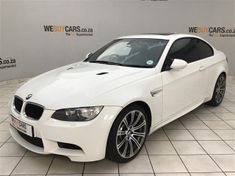 2010 BMW M3 Coupe M-dct  Gauteng