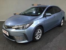 2017 Toyota Corolla 1.6 Prestige CVT Western Cape