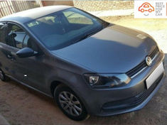2017 Volkswagen Polo 1.2 TSI Trendline 66KW Western Cape Goodwood_2