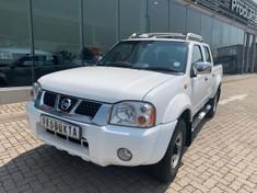 2012 Nissan NP300 Hardbody 2.4i 4X4 Double Cab Bakkie Mpumalanga