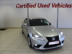2016 Lexus IS 200T EX Western Cape
