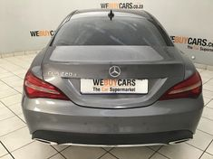2017 Mercedes-Benz CLA-Class 220d Auto Gauteng
