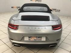2016 Porsche 911 Carrera Cabriolet PDK Gauteng