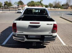 2016 Toyota Hilux 2.8 GD-6 Raider 4X4 Double Cab Bakkie Auto Mpumalanga Secunda_4