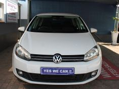 2012 Volkswagen Golf Vi 1.4 Tsi Comfortline  Western Cape Kuils River_3
