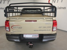 2019 Toyota Hilux 2.4 GD-6 RB SRX Single Cab Bakkie Mpumalanga Delmas_4
