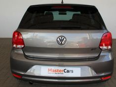 2018 Volkswagen Polo Vivo 1.0 TSI GT 5-Door Northern Cape Kimberley_2