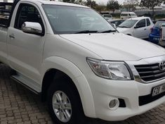 2013 Toyota Hilux 2.7 Vvti Raider Rb Pu Sc  Mpumalanga Nelspruit_2