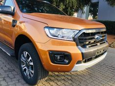 2020 Ford Ranger 2.0TDCi Wildtrak Auto Double Cab Bakkie Gauteng Johannesburg_3