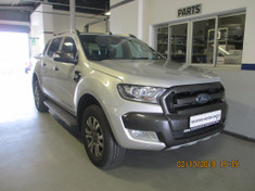 2017 Ford Ranger 3.2TDCi WILDTRAK Auto Double Cab Bakkie Eastern Cape Port Elizabeth_0
