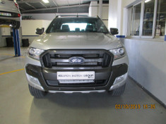 2017 Ford Ranger 3.2TDCi WILDTRAK Auto Double Cab Bakkie Eastern Cape Port Elizabeth_3