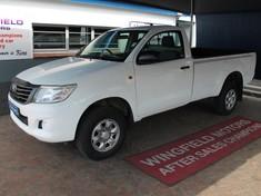 2013 Toyota Hilux 2.5 D-4d Srx R/b P/u S/c  Western Cape