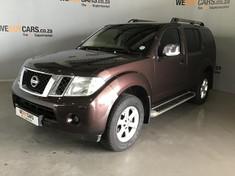 2014 Nissan Pathfinder 2.5 Dci Se  Gauteng