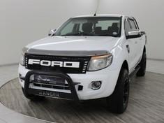 2012 Ford Ranger 3.2tdci Xlt Pu Dc  Gauteng Boksburg_1