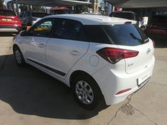 2016 Hyundai i20 1.2 Motion Western Cape Oudtshoorn_1