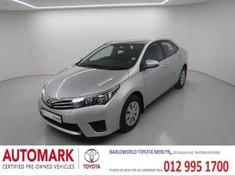 2015 Toyota Corolla 1.3 Esteem Gauteng