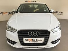 2013 Audi A3 Sportback 1.6 TDi S Stronic Eastern Cape Port Elizabeth_3