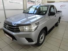 2016 Toyota Hilux 2.4 GD-6 SRX 4X4 Single Cab Bakkie Limpopo Groblersdal_3