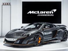 2015 McLaren 675LT Coupe Gauteng