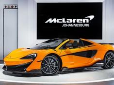2019 McLaren 600LT Spider Gauteng