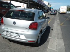 2015 Volkswagen Polo GP 1.2 TSI Comfortline 66KW Western Cape Bellville_4