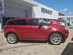 2013 Land Rover Evoque 2.0 Si4 Dynamic  Western Cape Oudtshoorn_1