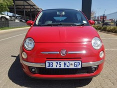 2013 Fiat 500 1.4 Cabriolet  Gauteng Midrand_1