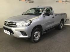 2017 Toyota Hilux 2.7 VVTi RB SRX Single Cab Bakkie Western Cape