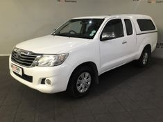 2012 Toyota Hilux 2.5 D-4d Srx Xtra Cab P/u S/c  Western Cape