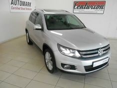 2013 Volkswagen Tiguan 2.0 Tsi  Sprt-styl 4/mot Dsg  Gauteng