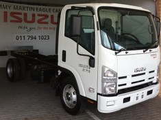 2021 Isuzu NPR 275 Auto F/C C/C Gauteng