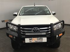 2016 Toyota Hilux 4.0 V6 Raider 4x4 Double Cab Bakkie Auto Gauteng Centurion_3