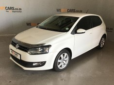 2011 Volkswagen Polo 1.6 Tdi Comfortline 5dr  Kwazulu Natal