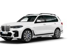 2019 BMW X7 xDRIVE 30D M Sport A/T Kwazulu Natal