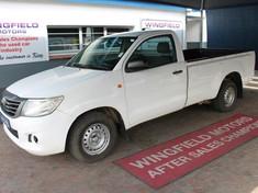2012 Toyota Hilux 2.5 D-4d S P/u S/c  Western Cape