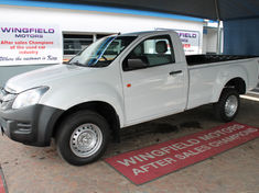 2013 Isuzu KB Series 250 D-TEQ Fleetside Safety Single cab Bakkie Western Cape