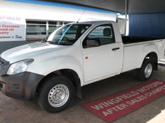 2013 Isuzu KB Series 250 D-TEQ Fleetside Safety Single cab Bakkie Western Cape