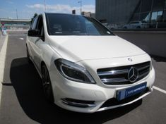 2014 Mercedes-Benz B-Class B 200 Cdi Be A/t  Kwazulu Natal