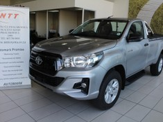 2019 Toyota Hilux 2.4 GD-6 RB SRX Single Cab Bakkie Limpopo