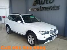 2010 BMW X3 Xdrive 3.0d Exclusive A/t  Gauteng