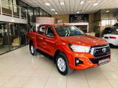 2019 Toyota Hilux 2.4 GD-6 RB SRX Double Cab Bakkie North West Province