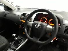 2011 Toyota Corolla 1.3 Professional  Western Cape Cape Town_4