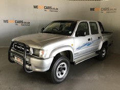 2001 Toyota Hilux 2700i Raider R/b P/u D/c  Kwazulu Natal